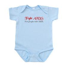 Fight AIDS Infant Creeper