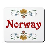 Norway Mousepad