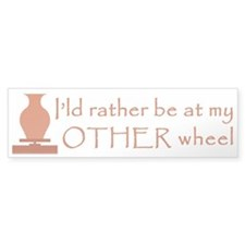 Other Wheel Bumper Sticker for Potters (10 pk)