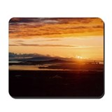 Auckland City Dawn Mousepad