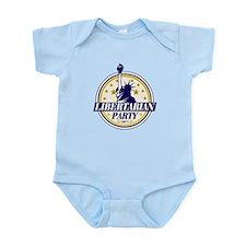 libertarian Infant Bodysuit