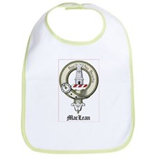 Unique Clan maclean Bib