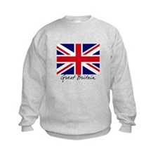 British Flag Union Jack Sweatshirt