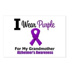 Alzheimer's (Grandmother) Postcards (Package of 8)
