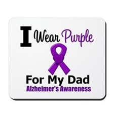 Alzheimer's (Dad) Mousepad