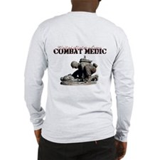 Cute Army medic Long Sleeve T-Shirt