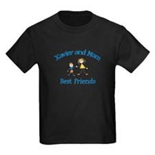 Xavier and Mom - Best Friends T