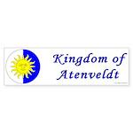 Atenvelt Populace Bumper Sticker (50 pk)