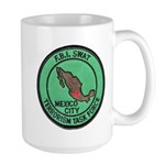 FBI SWAT Mexico City Large Mug