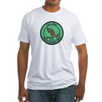 FBI SWAT Mexico City Fitted T-Shirt