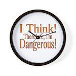 I Think! Wall Clock