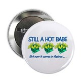 "Hot Babe 2.25"" Button (10 pack)"
