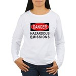 DANGER Women's Long Sleeve T-Shirt
