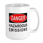 DANGER Large Mug