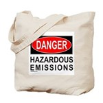 DANGER Tote Bag