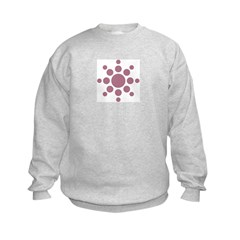 Sun Symbol Kids Sweatshirt