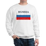 Russia Russian Flag Sweatshirt