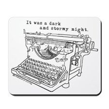 Writer Author Gift Mousepad