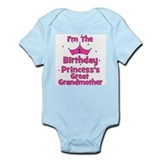 1st Birthday Princess's Great Onesie
