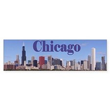 Chicago Bumper Bumper Sticker