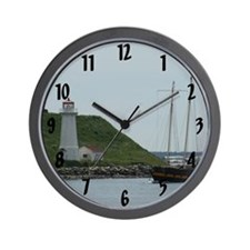 """Shore"" Wall Clock"