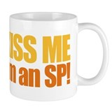 Kiss an SP Mug