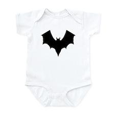 BLACK BAT Infant Creeper
