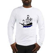 Bunnybeard Long Sleeve T-Shirt