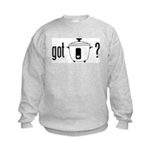 got rice (cooker) Sweatshirt