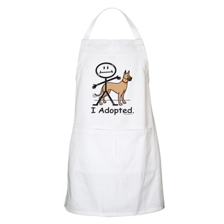 BusyBodies Great Dane (fawn) BBQ Apron