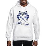 Eckles Family Crest Hooded Sweatshirt