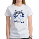 Eckles Family Crest Women's T-Shirt