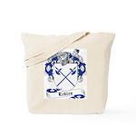 Eckles Family Crest Tote Bag