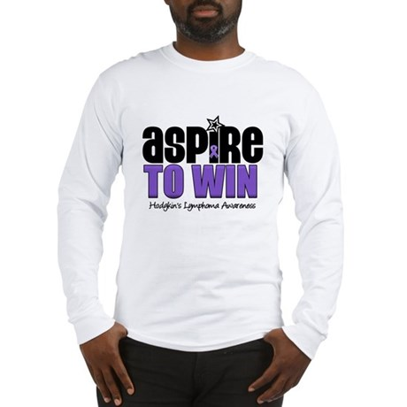 Aspire to Win (HL) Long Sleeve T-Shirt