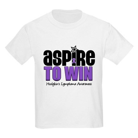 Aspire to Win (HL) Kids Light T-Shirt