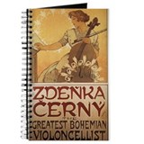 Zdenka Cerny, Cellist Journal