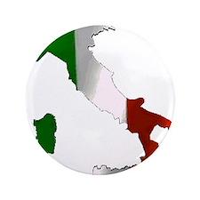 """Italian Pride 3.5"""" Button (100 pack)"""