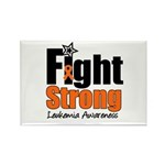 Fight Strong (Leukemia) Rectangle Magnet (10 pack)