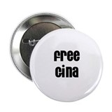 "Free Gina 2.25"" Button (100 pack)"