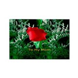 Gift For Mom Rectangle Magnet (100 pack)