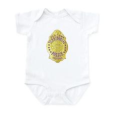 Alaska Territorial Police Infant Bodysuit