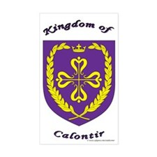 Kingdom of Calontir Rectangle Decal