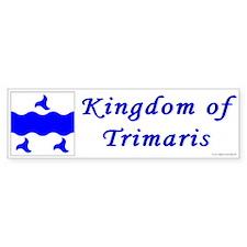 Trimaris Ensign Bumper Sticker