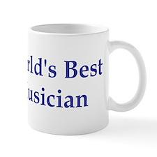 World's Best Musician Mug