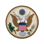 "Presidents Seal 3.5"" Button (100 pack)"