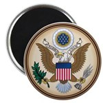 "Presidents Seal 2.25"" Magnet (10 pack)"