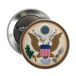 "Presidents Seal 2.25"" Button (10 pack)"