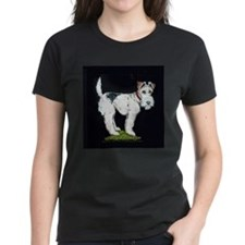Wire Fox Terrier Tee