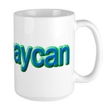 Cute Flag of azerbaijan Mug