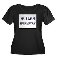 Half Man Half Mayfly T